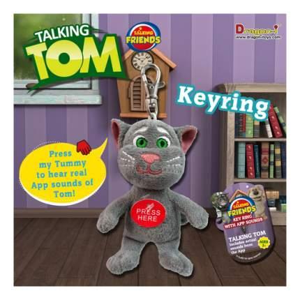 Мягкая игрушка Dragon-i Брелок интерактивный Том