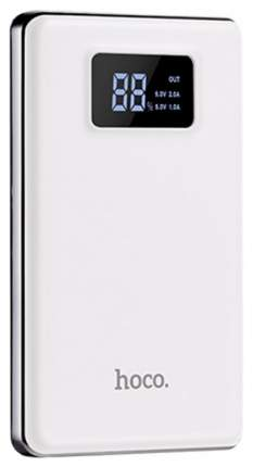 Внешний аккумулятор Hoco B23 10000 мА/ч White