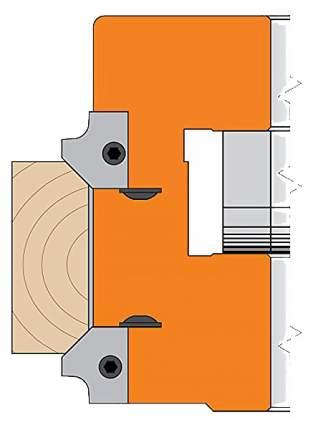 Комплект 2 ножей HM 20x20x2 R6/45гр. для 694.005 CMT 695.005.A6
