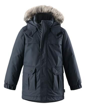 Куртка детская Reima Темно-синяя для мальчика р.104