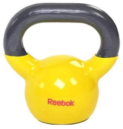 Гиря цельнолитая Reebok RAWT-18005YL 5 кг