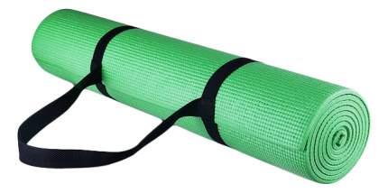 Коврик для йоги Спортекс T07635 зеленый 3 мм