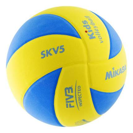 Волейбольный мяч Mikasa SKV5 №5 blue/yellow
