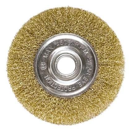 Кордщетка для шлифовальных машин MATRIX 150 мм 22,2 мм