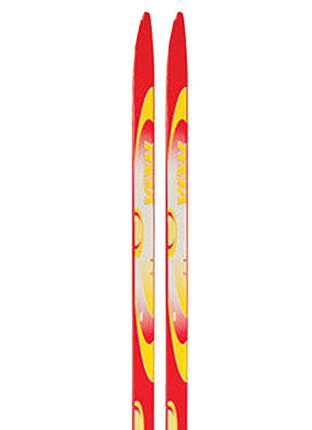 Беговые лыжи Visu Step 2017, red, 120 см