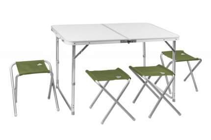 Туристический стол со стульями Trek Planet Event Set 95 белый