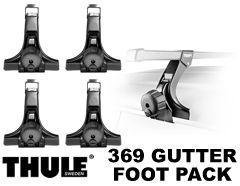 Опоры для багажника Thule Foot pack 369000