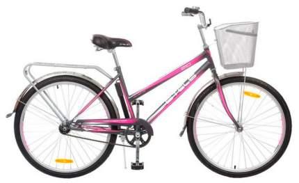 "Велосипед Stels Navigator 210 Lady 26 Z010 2017 19"" серый/розовый"