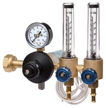 Регулятор расхода газа с ротаметром У-30/АР-40-КР1П-Р2