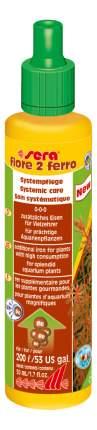 Средство для аквариумных растений sera FLORE 2 FERRO, 50 мл