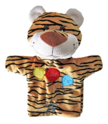 Мягкая игрушка на руку Shantou Gepai Тигренок с шариками 23 см stw306-tgr