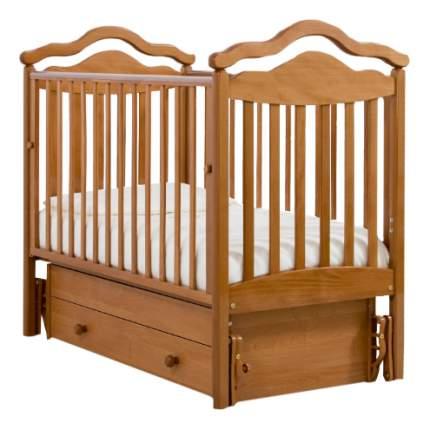Кровать Гандылян Анжелика вишневая