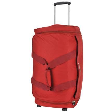Дорожная сумка Samsonite 80D00007-i красная 36 x 35 x 67