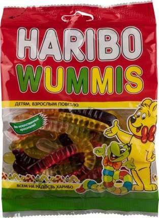 Мармелад жевательный Haribo wummis червячки 140 г