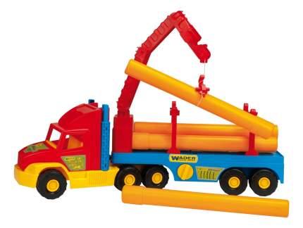 Спецтехника Wader Super Tech Truck 78 см