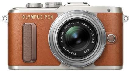 Фотоаппарат системный Olympus PEN E-PL8 V Gift Set Brown