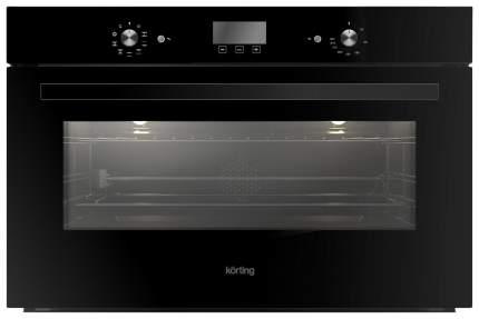 Встраиваемый электрический духовой шкаф Korting OKB 7809 CSGN PRO Black