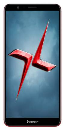 Смартфон Honor 7X 64Gb Red (BND-L21)
