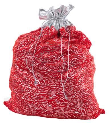 Аксессуар для Нового года Snowmen Новогодний мешок дедушки мороза Е0414