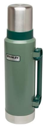 Термос Stanley Classic 1 л зеленый