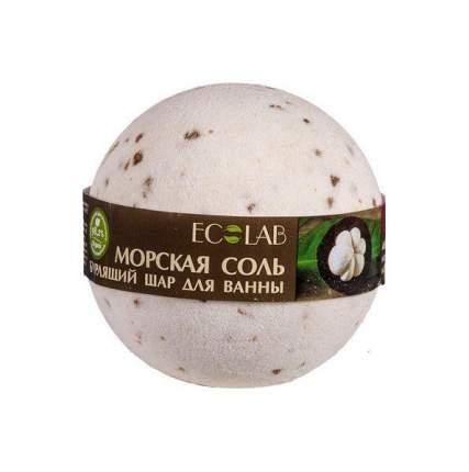 Бомбочка для ванн Ecolab Мангостин и ваниль 220 г