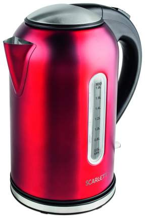 Чайник электрический Scarlett SC-EK21S56 Red
