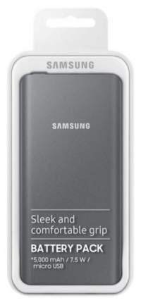 Внешний аккумулятор Samsung EB-P3020 5000 мА/ч (EB-P3020CSRGRU) Silver