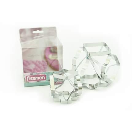 Формочки для вырезания печенья FISSMAN 7424