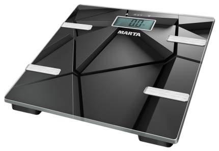 Весы напольные Marta MT-1675 цвет Черный