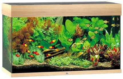Аквариум для рыб Juwel Rio 125, светлое дерево, 125 л