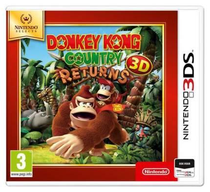 Игра для Nintendo 3DS Donkey Kong Country Ret 3D