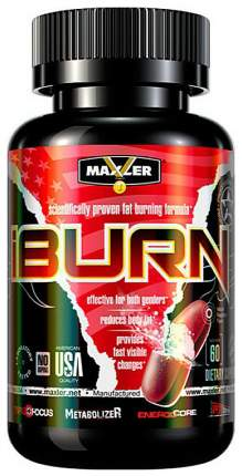 Жиросжигатель Maxler iBurn, 60 таблеток