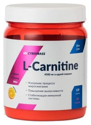 CyberMass L-Carnitine, 120 г, апельсин