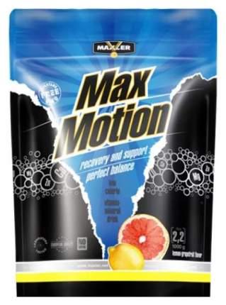 Изотоник Maxler Max Motion, 1000 г, lemon/grapefruit