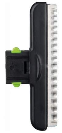 Насадка сменная к Дешеддеру Trixie Carding Groomer, размер 11см, черный