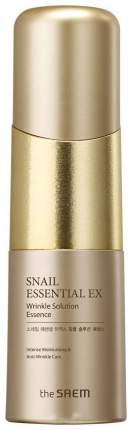 Эссенция The Saem Snail Essential ex Wrinkle Solution Essence антивозрастная, 50 мл