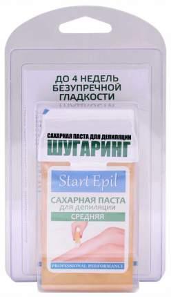 Набор с сахарной пастой в картридже Start Epil «Средняя» для шугаринга 1 шт