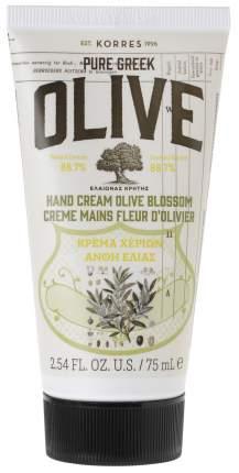 Крем для рук Korres Pure Greek Olive Blossom 75 мл