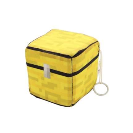 Мягкая игрушка Minecraft Куб Chest Box (Сундук), 10 см