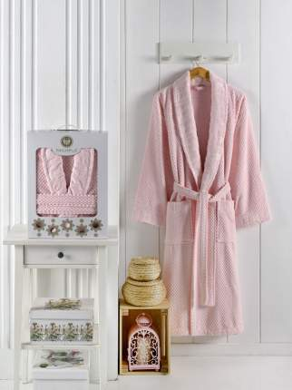 Банный халат Philippus Dashiell Цвет: Розовый (xxL)