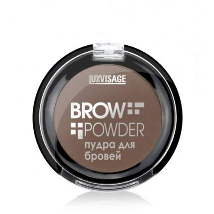 Пудра для бровей Luxvisage Brow Powder тон 4 Taupe
