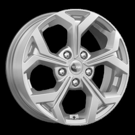 K&K  Ford Focus (КСr878)  6,5\R16 5*108 ET50  d63,35  Серебро  74906