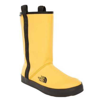 Сапоги The North Face Base Camp Rain Boot Shorty женские желтый 9