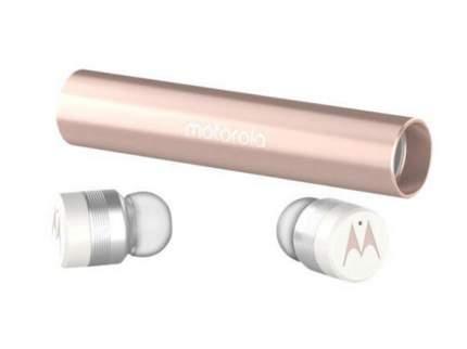 Наушники беспроводные Motorola Vervebuds 300 Rose Gold