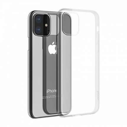Чехол Hoco Light Series TPU для Apple iPhone 11 Transparent