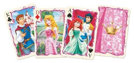 Trefl Карточная игра Акулина (55 карт) - Принцессы, арт. 08605T