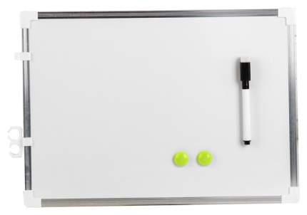 Доска магнитная двухсторонняя 36×25 см маркер и магниты в наборе, без креплений Sima-Land