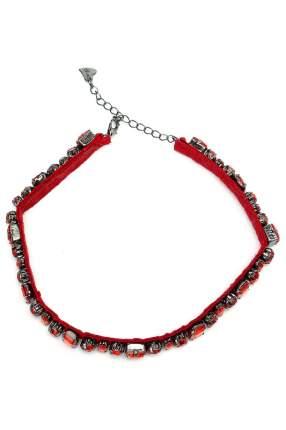 Шейное украшение женское Diva 10756393 красное