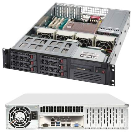 Сервер TopComp PS 1293193