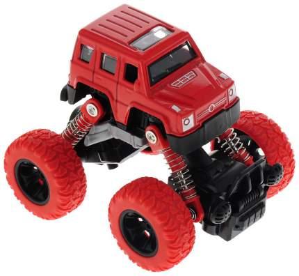 Машинка инерционная Junfa toys Джип Автомаркет пластмассовая 121896-TN